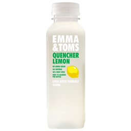 Photo of Emma & Tom's Lemon Quencher 450ml