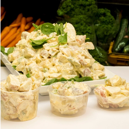 Photo of Traditional Potato Gourmet Salad(Large)