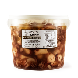 Photo of Alberto Kitchen Marinated Octopus 500g