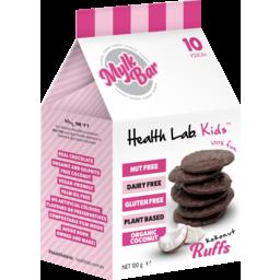 Photo of Health Lab Kids Kokonut Ruffs Mylk Bar 100g