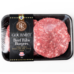 Photo of The Good Grocer Collection Beef Ribs Burgers