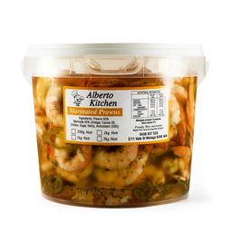 Photo of Alberto Kitchen Marinated Prawns 500g