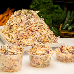Photo of Coleslaw Gourmet Salad Platter