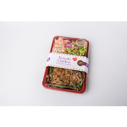 Photo of The Good Grocer Collection Teriyaki Chicken with Soba Noodles
