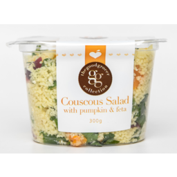 Photo of The Good Grocer Collection Salad Couscous Pumpkin & Feta