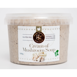 Photo of The Good Grocer Collection Mushroom Soup