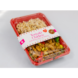 Photo of The Good Grocer Collection Teriyaki Chicken with Brown Rice & Quinoa