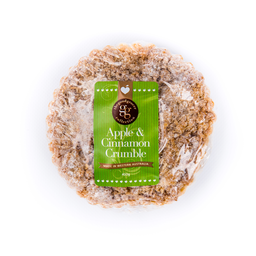 Photo of The Good Grocer Collection Apple & Cinnamon Crumble Tart  300g