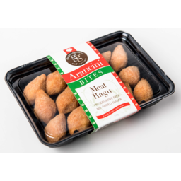 Photo of The Good Grocer Collection Arancini Bites Meat Ragu