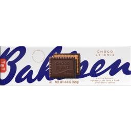 Photo of Bahlsen Dark Choco Leibniz Biscuits 125g