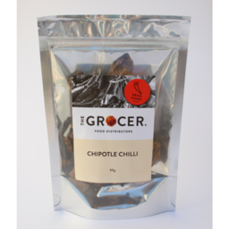 Photo of The Grocer Spices Chipotle Chilli Dried 50g