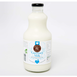 Photo of The Good Grocer Collection Guernsey Milk