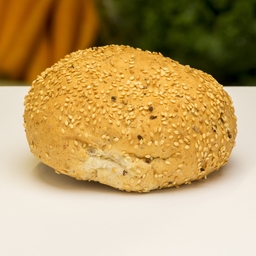 Photo of Round Roll Multigrain Sesame