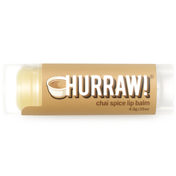 Photo of HURRAW:HW Chai Spice Lip Balm 4.3g