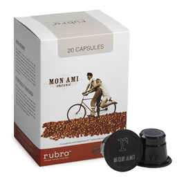 Photo of Rubra Coffee Pods Mon Ami 20pk
