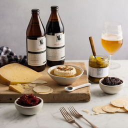 Photo of Hamper - Our Beer and Cheese Hamper