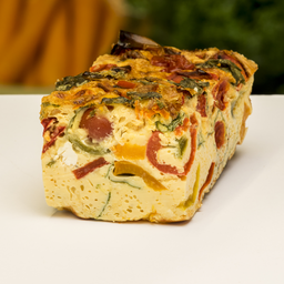 Photo of Frittata Mediterranean Slice