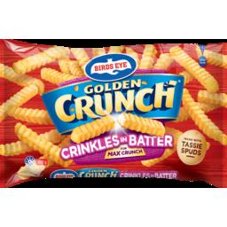 Photo of Birds Eye Golden Crunch Crinkles Chips In Batter 900g