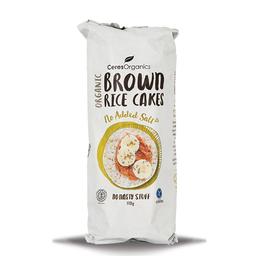 Photo of Ceres Organic Brown Rice Cake Quinoa
