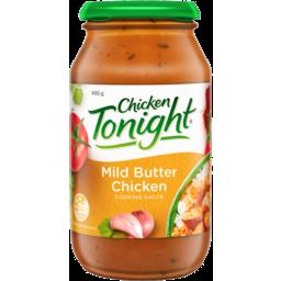Photo of Chicken Tonight Mild Butter Chicken Cooking Sauce 495g