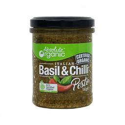 Photo of Abs Org Pesto Chili 190g