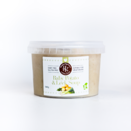 Photo of The Good Grocer Collection Baby Potato & Leek Soup (540ml)