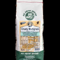 Photo of All About Bread Crusty Multigrain 2kg