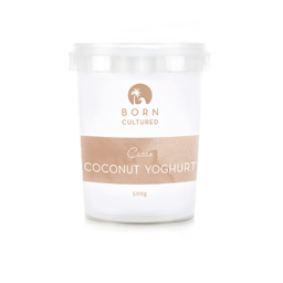 Photo of Born Cultured Cacao Yoghurt 500gm
