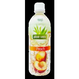 Photo of Green Time Peach Aloe Vera Drink 490ml