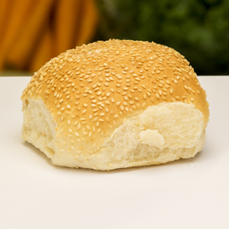 Photo of Round Roll Sesame