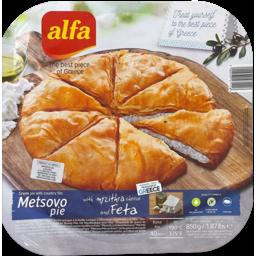 Photo of Alfa Ricotta & Feta Metsovo Pie 850g