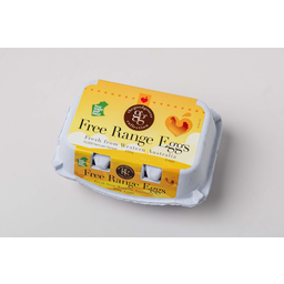 Photo of The Good Grocer Collection Free Range Eggs 350g 6pk