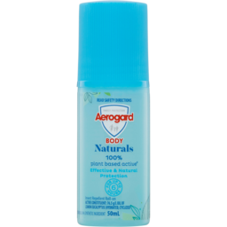Photo of Aerogard Body Naturals Insect Repellent Roll On 50ml