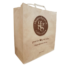 Photo of The Good Grocer Collection Paper Bag Ea