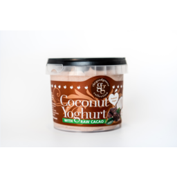 Photo of The Good Grocer Collection Coconut Yoghurt with Raw Cacao