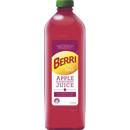 Photo of Berri Apple Black Currant 2lt