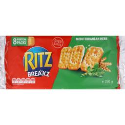Photo of Ritz Breakz Mediterranean 12x250g