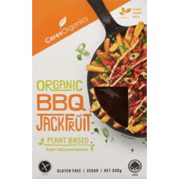 Photo of Ceres Organics BBQ Jackfruit 200g