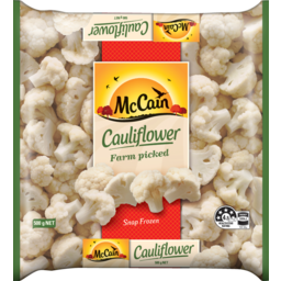 Photo of Mccain Vegetables Cauliflower 500gr 500