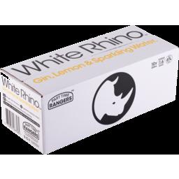 Photo of Part Time Rangers White Rhino Gin, Lemon & Sparkling Water