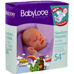 Photo of Babylove Bulk Newborn 54