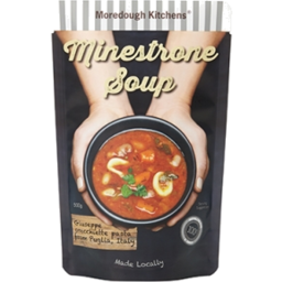 Photo of Mk Minestrone Soup 500g