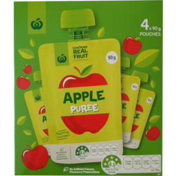 Photo of Ww Apple Puree In Pouch 4 Pack