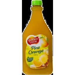 Photo of Golden Circle Pine & Orange Crush Cordial 2
