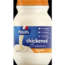 Photo of Pauls Regular Thickened Cream 300ml