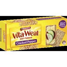 Photo of Arnotts Arnott's Vita~Weat Cracked Pepper 250g