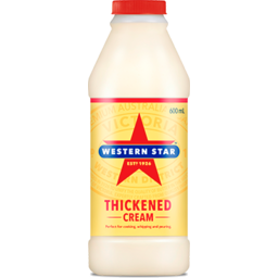 Photo of Western Star Cream Thickened 600ml