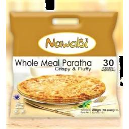 Photo of Nawabi Paratha - Whole Meal 30 Pcs