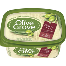 Photo of Olive Grove Extra Virgin Olive Oil Spread 500g