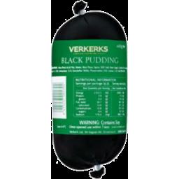 Photo of Verkerks Black Pudding 400g